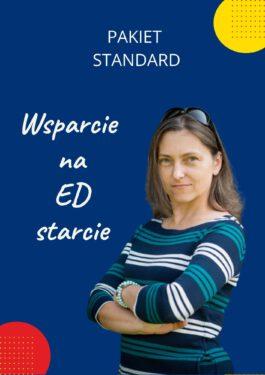KURS Wsparcie na ED starcie – pakiet STANDARD